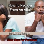 how to recover from an affair cover